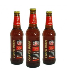 Corfu Beer 'Red Ale' Special (500ml)