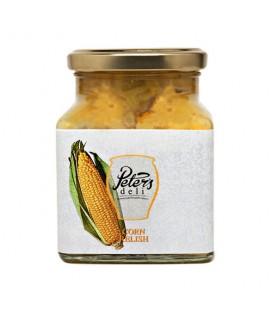 Relish Γλυκού Καλαμποκιού Peter's Deli