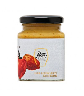 Μουστάρδα Πικάντικη Πιπεριά Habanero Peter's Deli