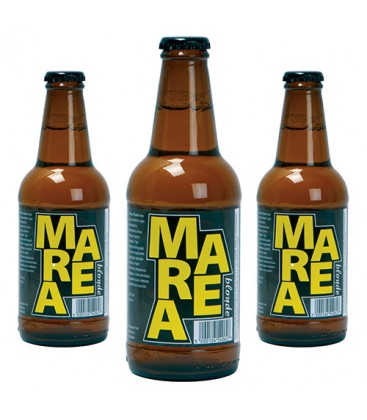 Marea Blonde Beer (330ml)