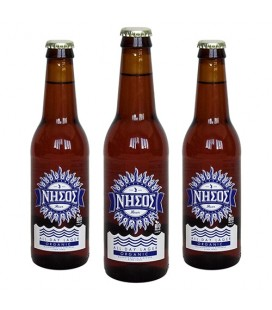 Νήσος Beer Βιολογική (330ml)