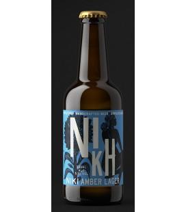 Νiki Amber Lager (330ml)
