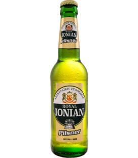 Corfu Beer Royal Ionian Pilsner (500ml)