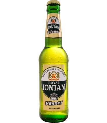 Corfu Beer Royal Ionian Pilsner (500ml)