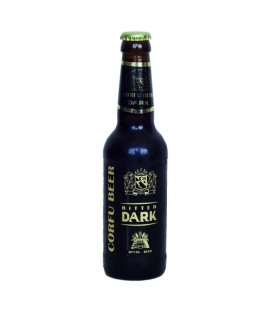 Corfu Dark 'Real Ale Bitter' (330ml)