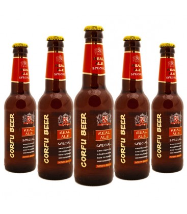 Corfu 'Real Ale' Special (330ml)