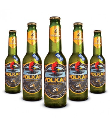 Volkan Blonde Beer (330ml)