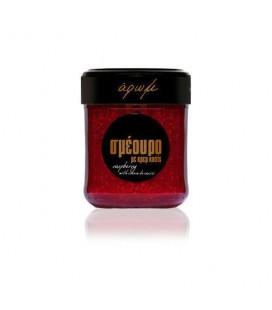 Arom Μαρμελάδα Σμέουρο με Creme Cassis (210g)