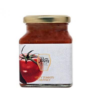 Chutney Κόκκινης Ντομάτας Πικάντικο Peter's Deli