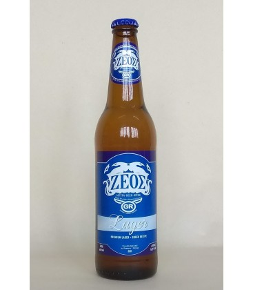 Zeos Lager Beer (500ml)