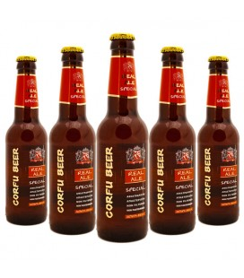 Corfu Beer 'Red Ale' Special (330ml)