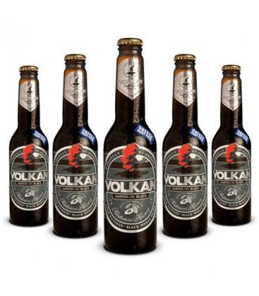 Volkan Black Beer (330ml)